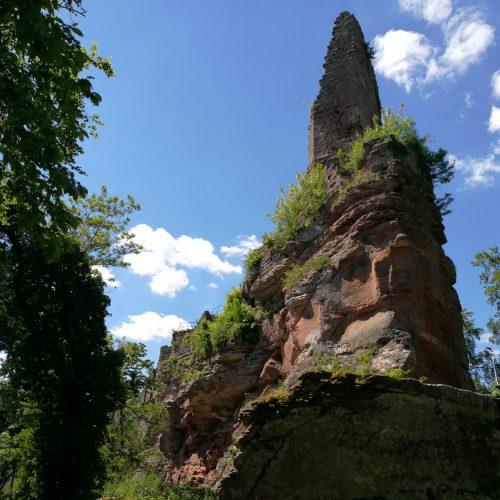 Burgen und mehr
